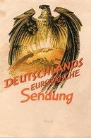 DC597 - REPRO Deutschlands Europäische Sendung WW2 - War 1939-45