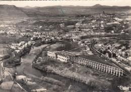 COUDES (Puy-de-Dôme): La Centrale Thermique, Coudes Et à Droite, Montpeyroux - France