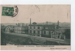 MEZIERES La Macérienne Usines Clément Bayard - Charleville