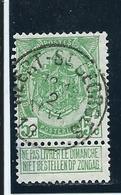 OCB 83 - Afstempeling WEERT ST.GEORGES - COBA 8 - 1893-1907 Wappen