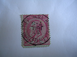BELGIUM USED STAMPS PERFINS 2 SCAN - Lochung
