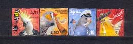 CROATIA - FAUNA - PARROTS - MI.NO.1163/6 - KC = 4 € - Kroatien