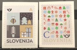 Slovenia, 2019, Mi: 1392/93  (MNH) - Eslovenia