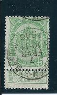 OCB 83 - Afstempeling BODEGEM-ST.MARTIN - COBA 15 - 1893-1907 Wappen