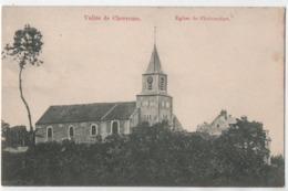 Vallée De Chevreuse - Eglise De Chateaufort - Autres Communes