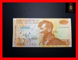 NEW ZEALAND 5 $  1992  P. 177   UNC - Nieuw-Zeeland