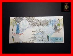 QATAR 1 Riyal 2008  P. 28 B   UNC - Qatar