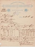 INDES NEERLANDAISES: VICTORIA-BRON TE OBERLAHNSTEIN à Batavia / L De 1891 > Cognac - Autres