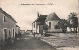 44 Maisdon La Place Derriere L' Eglise - Other Municipalities