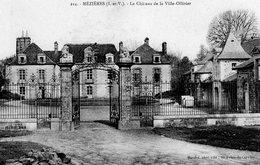 La Mézière (35) - Le Château La Ville - Ollivier. - Autres Communes