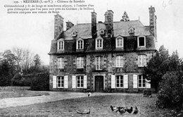 La Mézière (35) - Le Château De Scardais. - Autres Communes