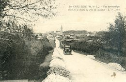 STE CHRISTINE - France
