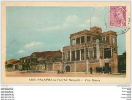 34 PALAVAS-LES-FLOTS. Villa Blanca 1939 - Palavas Les Flots