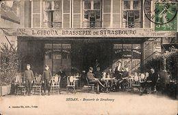Sedan Brasserie De Stasbourg - Sedan