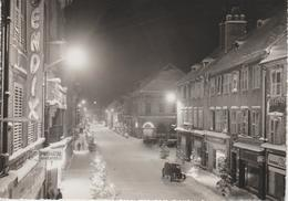 PONTARLIER, Nuit De Noël (sous La Neige) -  édition Mignot Sans N° - Pontarlier