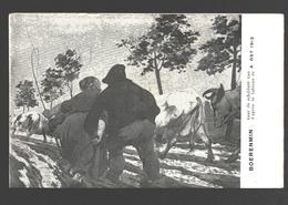 A. Ost - Boerenmin - Mechelen - Litho Ed. Van Den Bossche - Boer / Farmer - Peintures & Tableaux