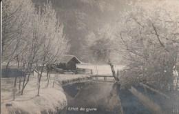 Suisse  Effet De Givre - Ohne Zuordnung
