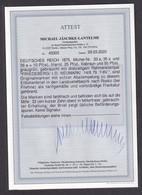 DR, Mi.-Nr. 33 A, 35 A Und 38 A, Auf Eilbotebrief, FA. J-LantelmeBPP - Deutschland