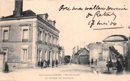 ¤¤   -   SAINT-AIGNAN-sur-CHER   -  Rue Des Fossés   -  La Maison Du Docteur    -  ¤¤ - Saint Aignan
