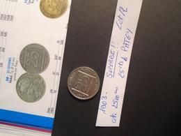 1903 - FRANCE - 1 Piece De 0,25 Centimes **Type  PATEY **  - COTE 2020 = 25,00eur - F. 25 Centimes