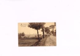 Oudenburg Statiestraat Met De Weverij Rue De La Station Avec La Tisseranderie Nels Uitgever H.Muylle Lamote. - Oudenburg