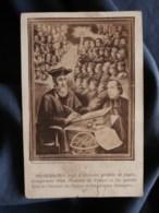 Photo CDV  Nostradamus  écrit L'Histoire Prédite Et Jugée  CA 1865 - L497A - Oud (voor 1900)