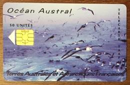 TAAF OCÉAN AUSTRAL TÉLÉCARTE 50 UNITÉS RÉFÉRENCE PHONECOTE TAAF35 TIRAGE GLOBAL 3000 EX PHONECARD - TAAF - Terres Australes Antarctiques Françaises