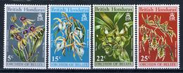 1970 -  HONDURAS  BRITANNICO -  Mi. Nr.  240/243 - NH - (AS2302.44) - Honduras Britannico (...-1970)