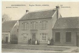 Grobbendonck  -  Eugène Bertels , Winkelier - Grobbendonk
