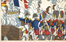 Passage Du Pont D'Arcole - Bonaparte - Imagerie Pellerin Pour La Librairie Des Quatre Vents - Vieux Papiers