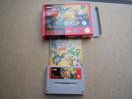 Earthworm Jim 2  SNES Super Nintendo - Electronic Games