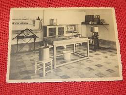 """ZAFFELARE  -  Midd. Landbouwhuishoudschool  """" Spes Nostra """" Zusters Van Liefde  - Kaasmakerij - Lochristi"""