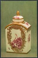 D5217 - TOP Porzellan Teedose Meissen - Eremitage Leningrad - Oggetti D'arte