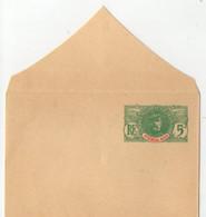 A  Lettre Postale Pré-timbrée Neuve Haut Sénégal Niger A.O.F - Sénégal (1887-1944)