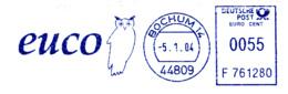 Freistempel 7623 Eule - [7] Federal Republic