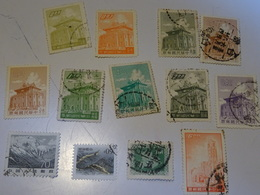 ASIE FORMOSE- TAIWAN LOT - 1945-... Republic Of China