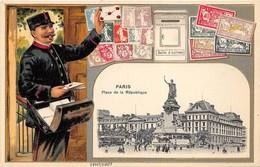 50 Cartes Scannées Recto. Des Très Belles, Des  Moyennes & Des Plus Petites.Lot N°006 - Cartes Postales