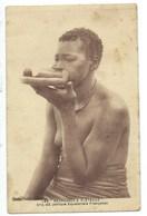 AFRIQUE - TCHAD - LES NEGRESSES A PLATEAUX -  KYA-BE - A.E.F. - CPA - Chad