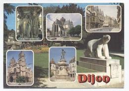 21-DIJON MULTIVUES    -- RECTO VERSO-B91 - Dijon