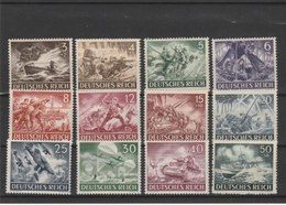 ALLEMAGNE N° 748/759**LUXE COTE Y&T 2011 = 22.50 EUROS - Allemagne