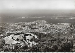 L20K_179 - Toulon - 74-13 Vue Générale Prise Du Mont Fanon (Faron) Sur La Ville, Le Port Et La Rade - Toulon