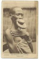 AFRIQUE -TCHAD - LES FEMMES A PLATEAU - Plateau Record - CPA - Chad