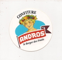 Autocollant -     Confiture  ANDROS  Le Berger Des Fruits - Stickers