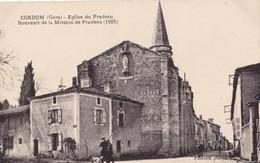 CONDOM - Eglise Du Pradeau - Condom