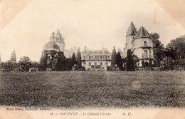 BAYONNE - Le Château Caradoc - MD 66 - Vierge - Tbe - Bayonne