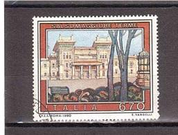 1980 £670 SALSOMAGGIORE TERME - 1946-.. République