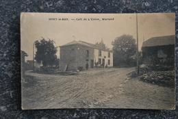 2300/MONT-le-BAN -Café De L'Union, Warland - Gouvy