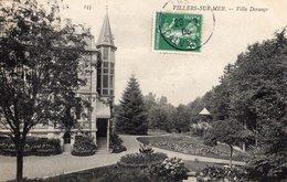 14 - VILLERS SUR MER  VILLA DORANGE - Villers Sur Mer