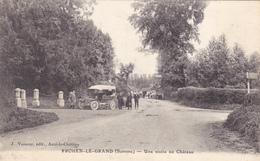 80-somme-frohen Le Grand-voiture - Sonstige Gemeinden