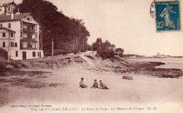 CIBOURE - La Route De Socoa - MD 302 - écrite - Tbe - Ciboure